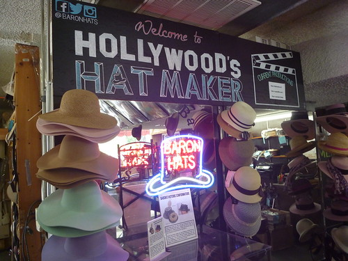 the tops in toppers baron hats burbank ca retro roadmap
