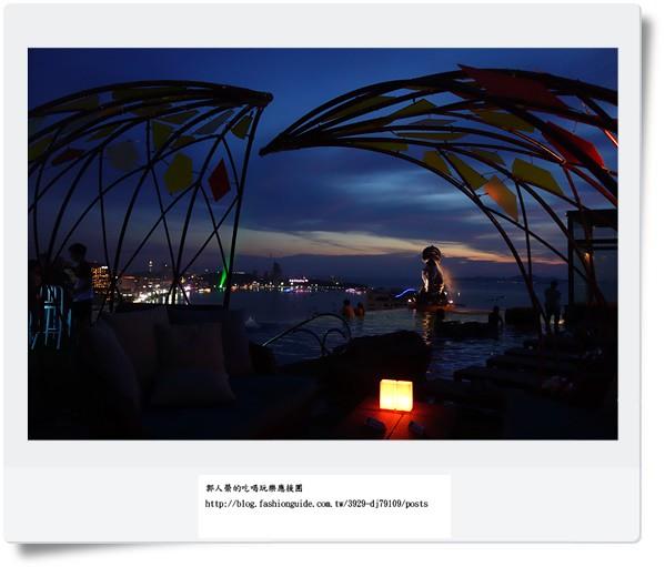 (住宿 泰國 芭提雅) Siam@Siam Design Hotel Pattaya ~ 必住落地窗面全海景房 + 黃昏必拍屋頂無敵游泳池