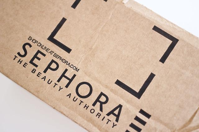 sephora unboxing