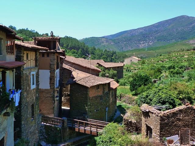 Robledillo de Gata (Sierra de Gata, Extremadura)