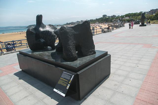 Expo Henry Moore, Santander