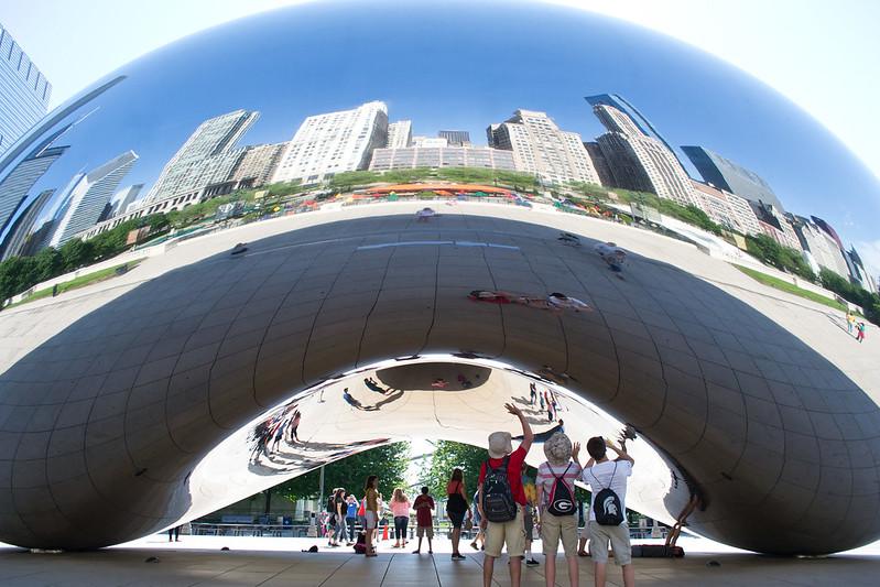 Chicago Bean | packmeto.com