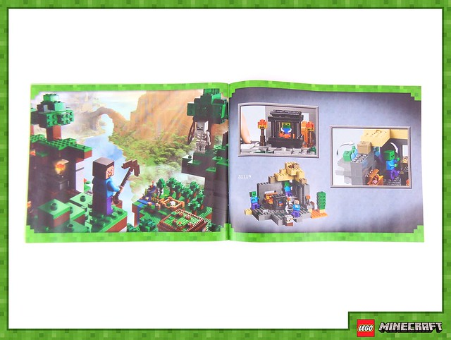 Review - 21119 LEGO Minecraft The Dungeon από EUROBRICKS 19858728192_57e6599b46_z