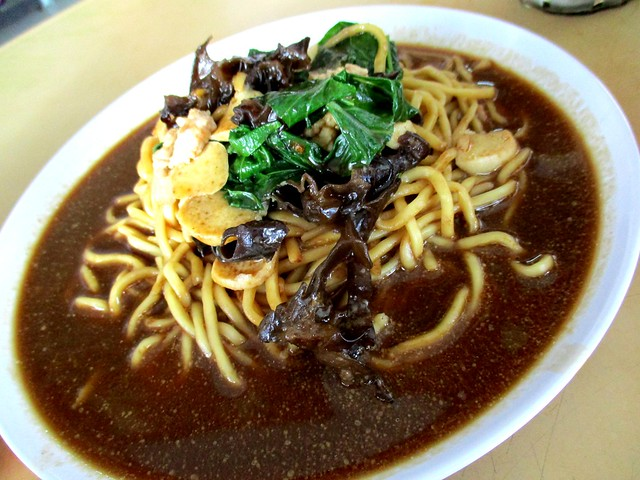 Mei Le Foochow fried noodles