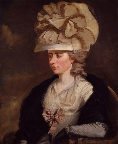 800px-Frances_d'Arblay_('Fanny_Burney')_by_Edward_Francisco_Burney