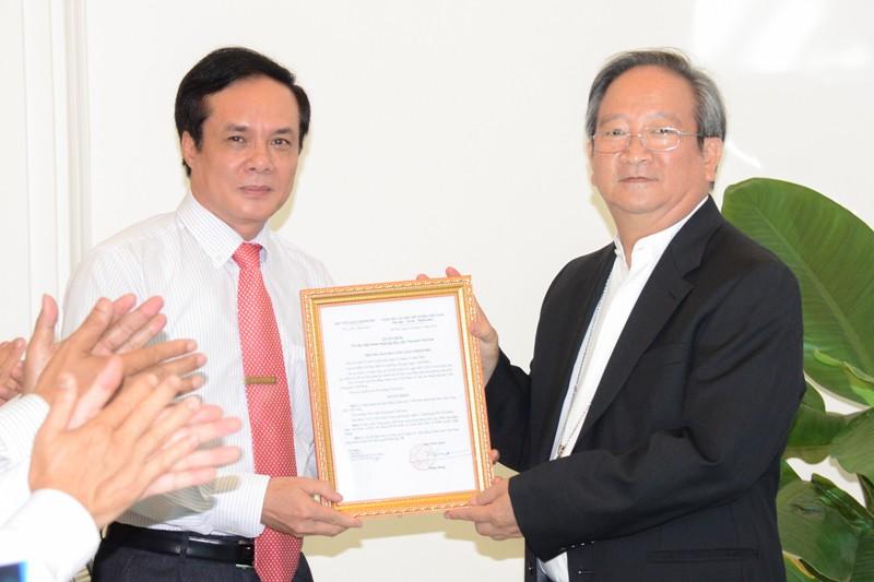 Lễ Công Bố Và Trao Quyết Định Thành Lập Học Viện Công Giáo Việt Nam