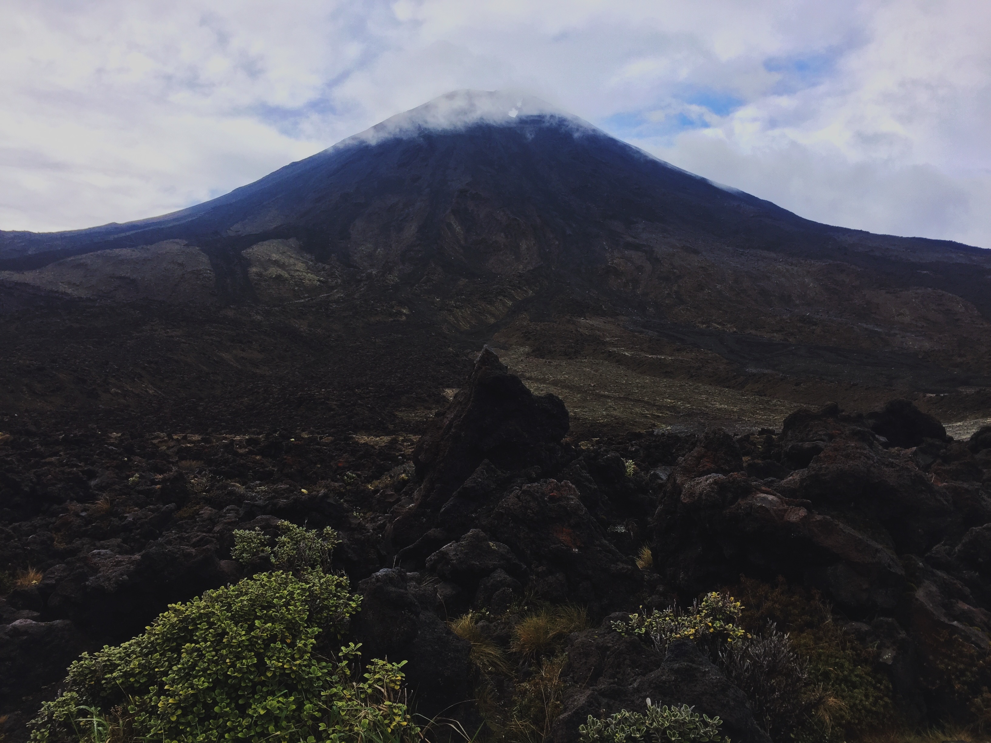 Mount Ngauruhoe - Tongariro Alpine Crossing