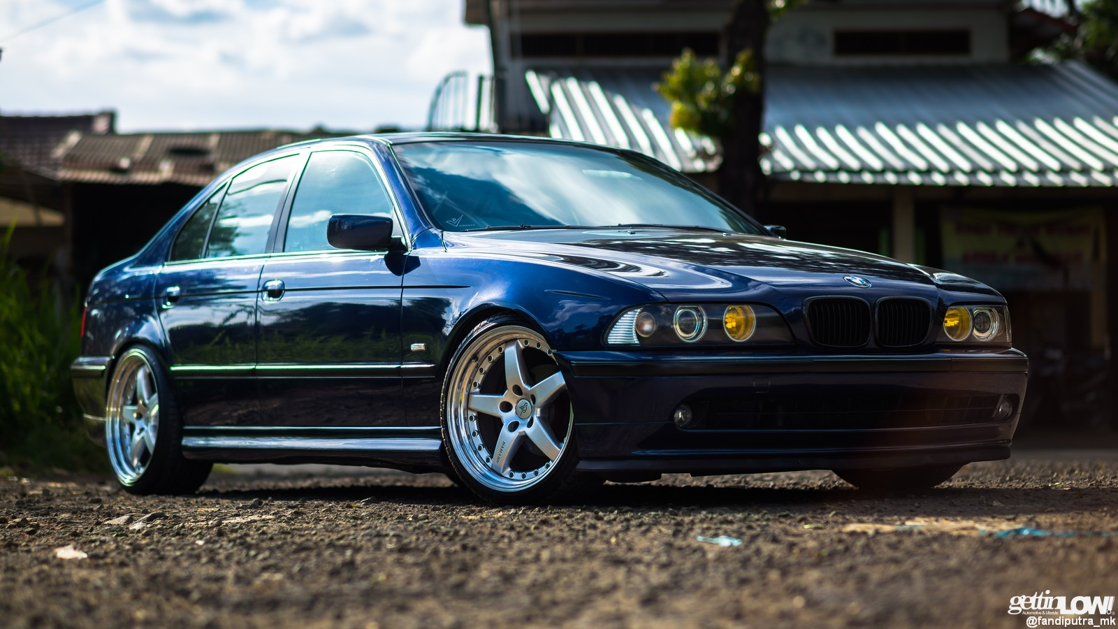 Jimmi BMW E38