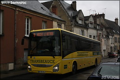 Iveco Bus Crossway - TEL (Transport d'Eure-et-Loir) (Transdev) / Transbeauce n°23786