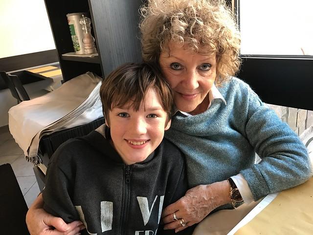 Nonna & Miles