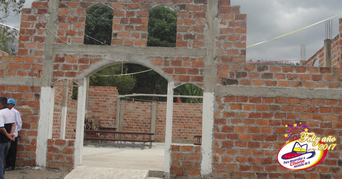 Entregaron materiales para cubierta de casa comunal de Camareta