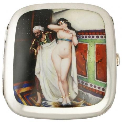 最頹廢的藝術品 20世紀初期煙盒,上流人士手中的情色秘密12