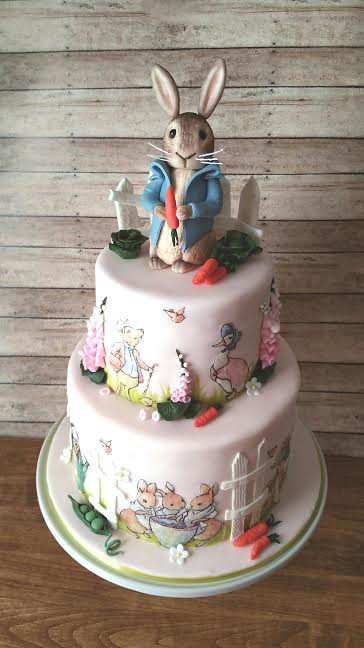 Amazing Cake by Heather Waugh of Sugar Shack Cakes