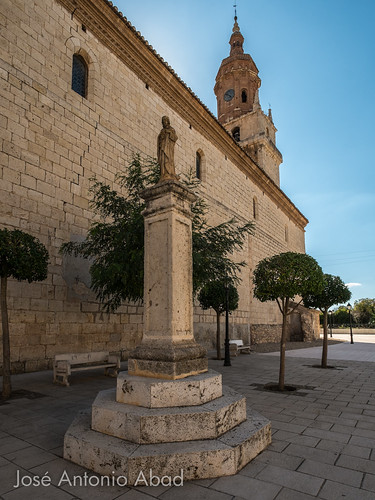 Iglesia Parroquial Santa María la Mayor, Calamocha