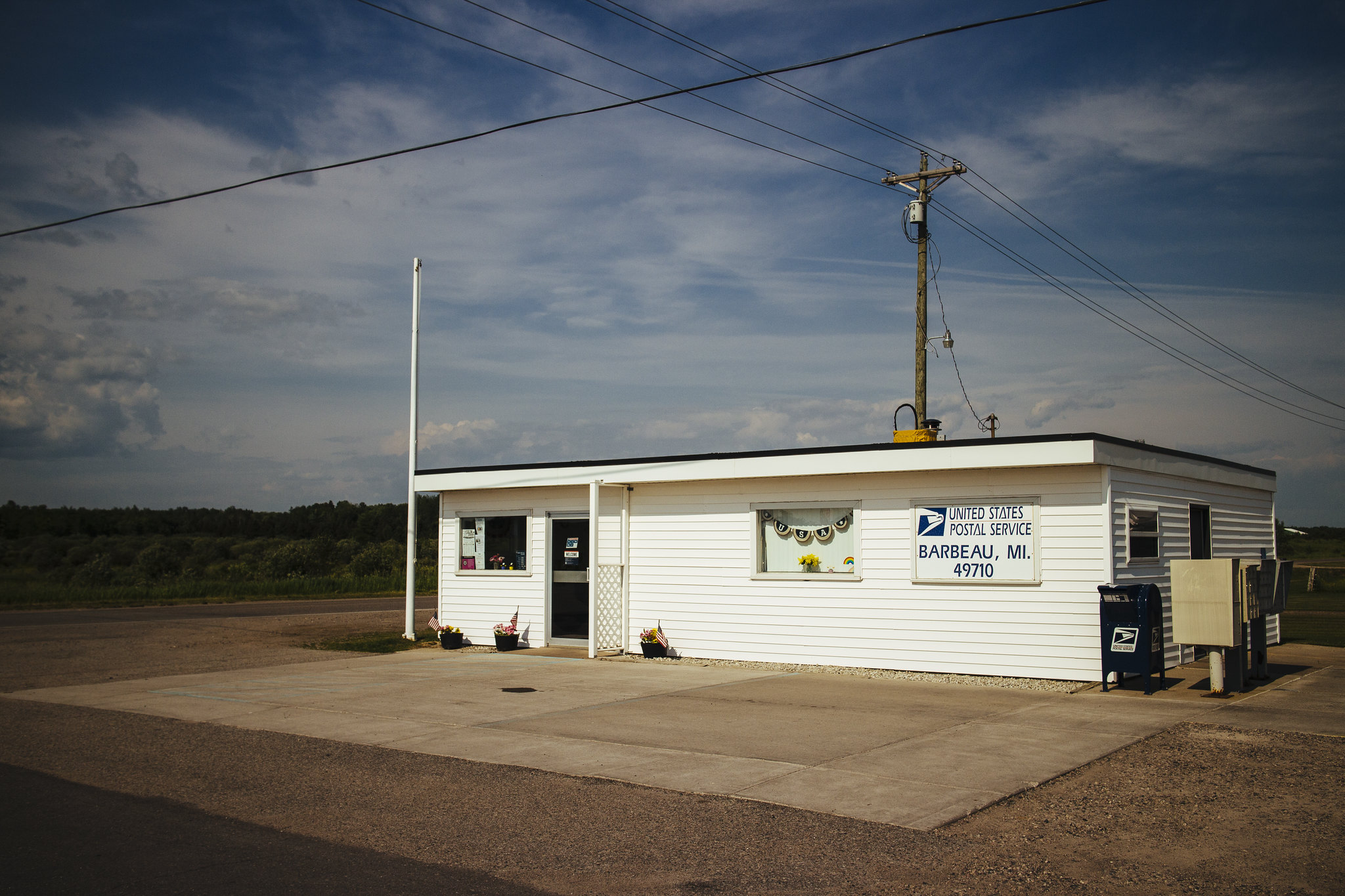 Upper Peninsula Post Offices