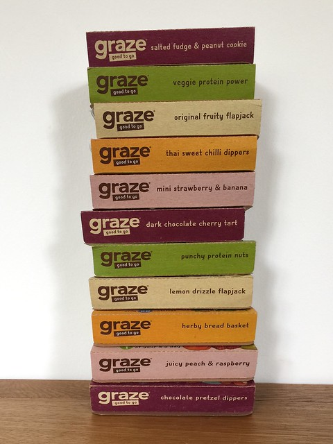 Graze Goodness To Go