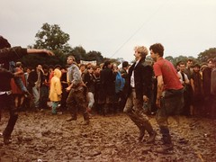 Glastonbury Festival Flashback 1985
