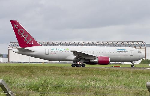 B762 - Boeing 767-224(ER)