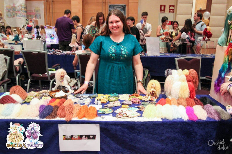 Dolls&Party 2015 Exhibitors