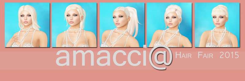 Amacci at Hair Fair 2015