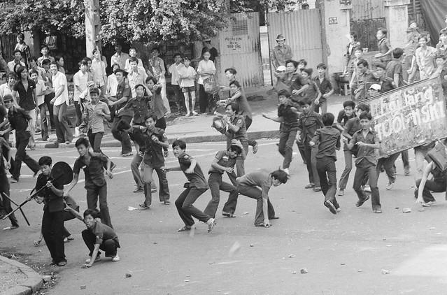 Vietnam War - Fall of Saigon