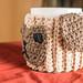 Pug mug cozy