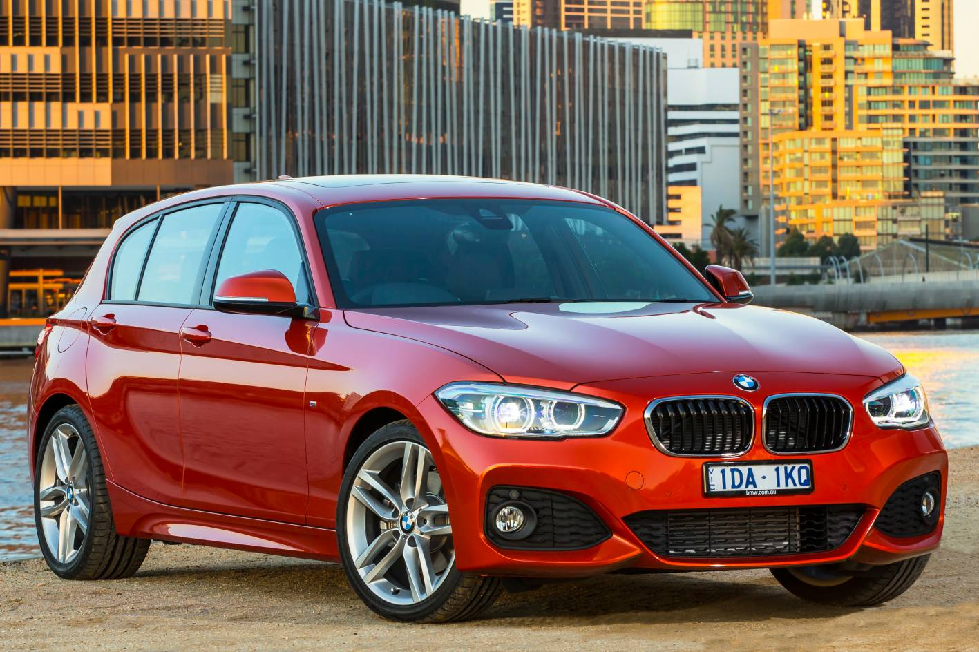 2015 BMW 1 series First Drive