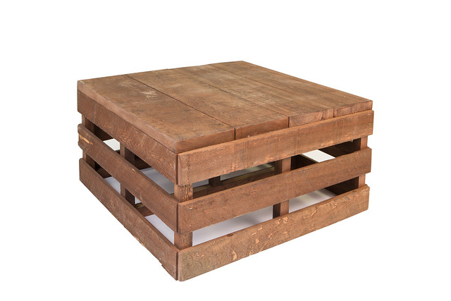 2' Apple crate