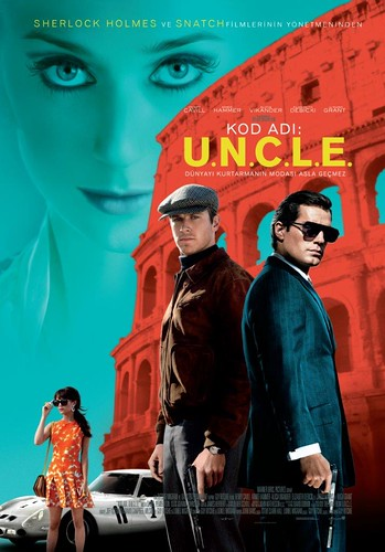 Kod Adı: U.N.C.L.E. - The Man From U.N.C.L.E.