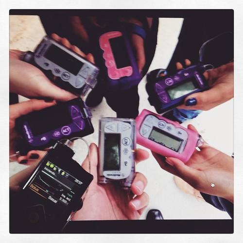 Casi, casi como estar ahí...  #diabetesLA #BombaDeInsulina #Medtronic #MiniMed #glucolegas