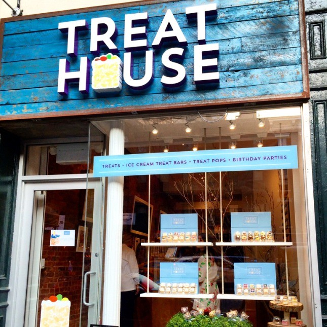 Grand Opening Of Treat House NY In The Upper East Side