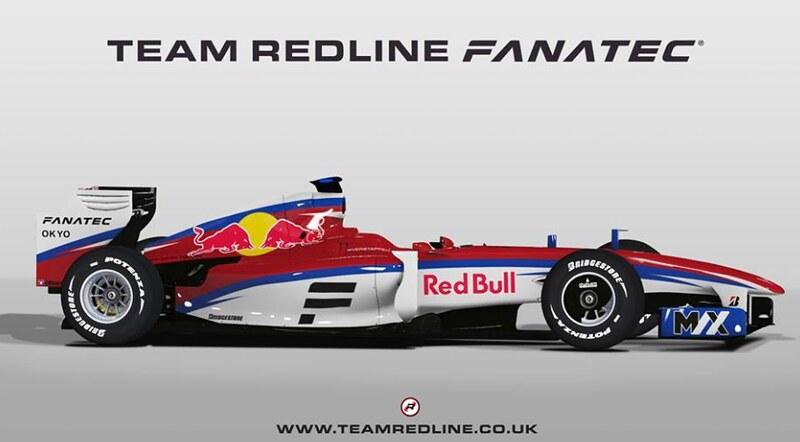 Team Redline Max Verstappen