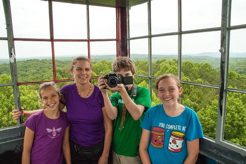 Hoosier National Forest - Charles C. Deam Wilderness Area - June 6, 2015
