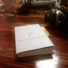 Lektüre-Empfehlung - Opus von @hansulrichobrist (hätten Sie Lust auf ein Autorengespräch via Hangout on Air?)
