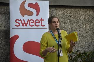 Sweet Venues Press launch