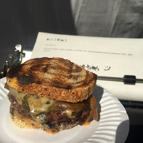 Animal at LA Weekly's Burgers and Beer