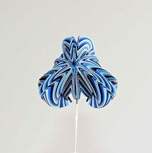 Prismatium Brooch by Jason Chart-Davies