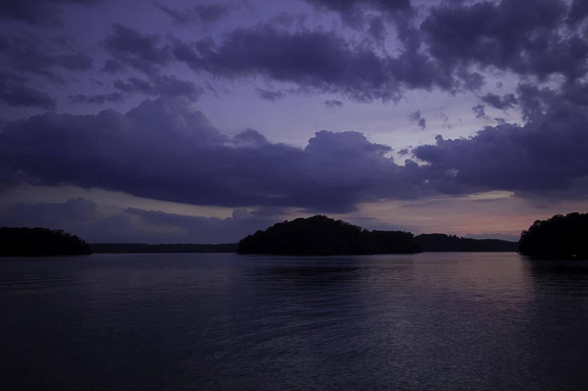 Keowee twilight