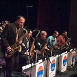 Colorado Jazz Repertory Orchestra Saxes -