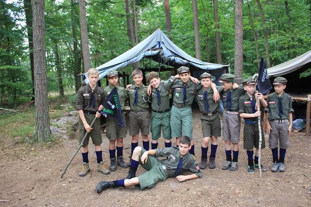 Obóz Potęgowo 2014