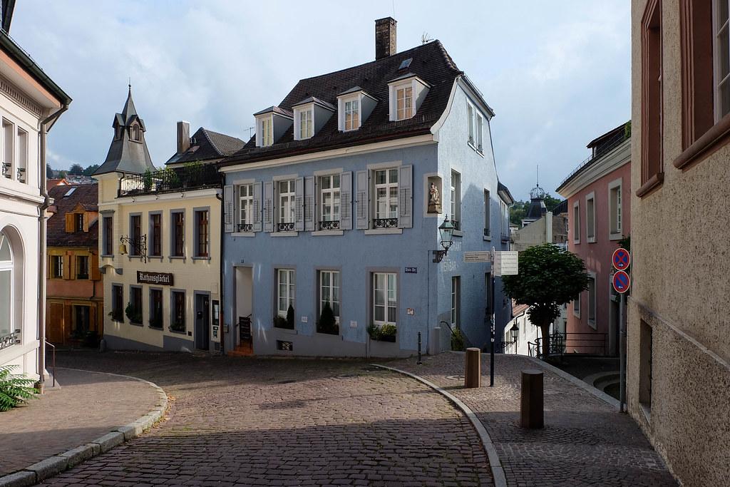 Hotel Kleiner Prinz Baden Baden