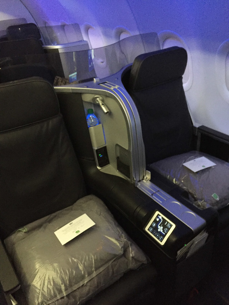 JetBlue Mint Class Seats | Flight Review