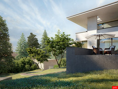 Garden Hill. Designed & Visualized by Tuan EKE