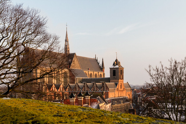 Hooglandsekerk - Leiden, The Netherlands