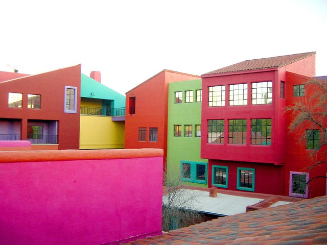 Tucson Arizona Colors Flickr Photo Sharing
