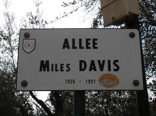 ALLEE MILES DAVIS