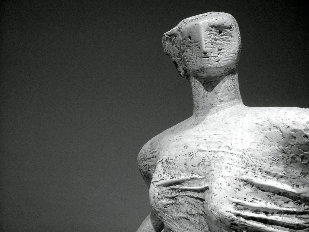 Draped Seated Woman [DSCF8470]