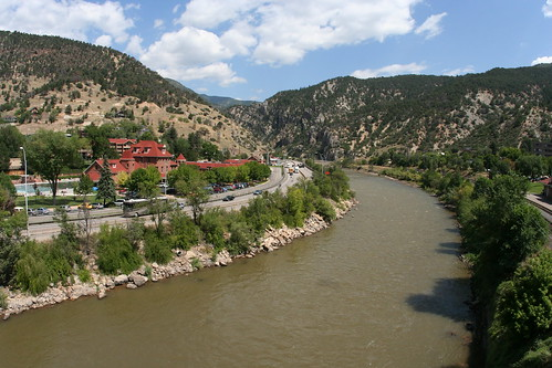 river colorado coloradoriver i70 glenwoodsprings interstate70 glenwoodcanyon