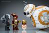 "BB-8 : ""Meet the newest member of my Iron Legion!"""