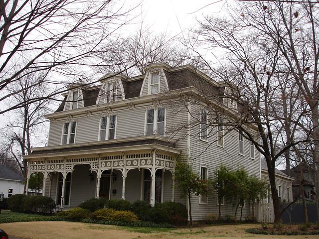Home in bank street historic district decatur al 6 for Home builders decatur al